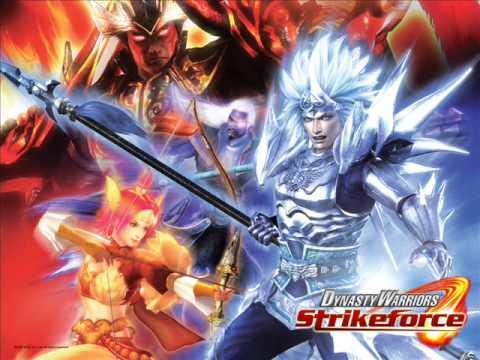 Dynasty Warriors Strikeforce Soundtrack - A Ways Away V2