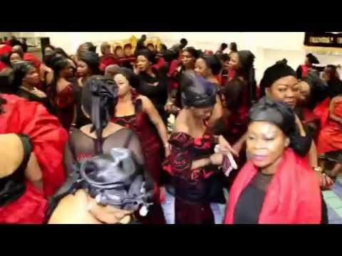 FINAL FUNERAL OF MR GEORGE KOFI NIMAKO,AGED 61-HANNOVER-BY OFORIONE TV