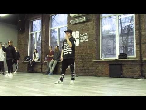 TroyBoi & Diplo - Afterhours (ft. Nina Sky) || Choreography by Sasha Putilov || @masha_khoroshilova