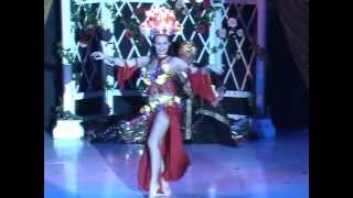 Алиша - Танец со свечами - Марина Науменко