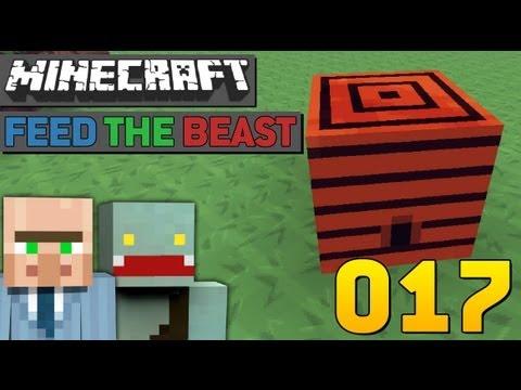 DSCHUNGEL! - #17 - Minecraft Feed The Beast