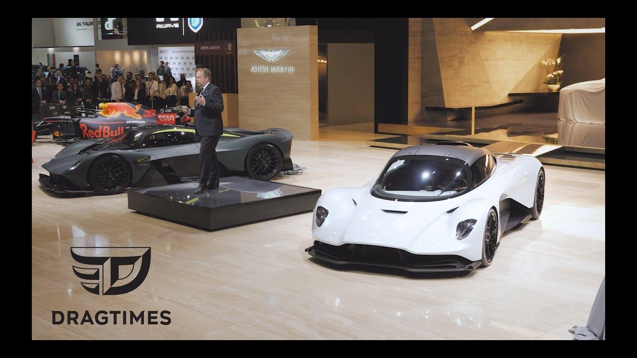 DT_Review. Новый гиперкар от Aston Martin: AM-RB 003. Конкурент Mclaren Senna с технологиями NASA.