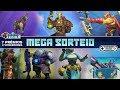 PALADINS MEGA SORTEIO - 7 skins + 2 baús (9 Vencedores) | + RESULTADO do Sorteio da Ying Robô