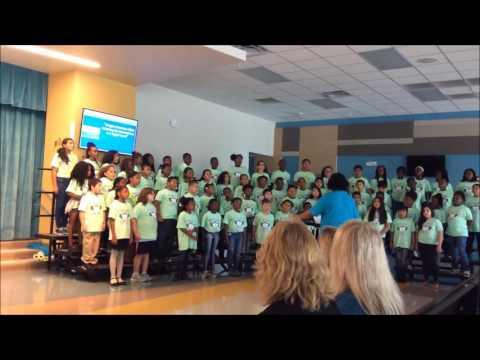Millennia Gardens Elementary School Song
