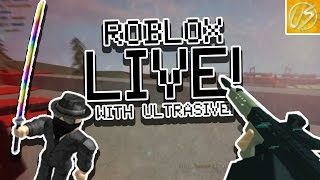 Road To Rank 100! | Current Rank: 81 | ROBLOX Live Stream | Road To 600 Subs :)!!!