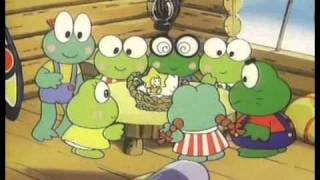 Keroppi and Friends - The Christmas Eve Gift 1/2