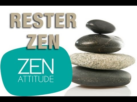 zen attitude hypnose pour rester zen youtube. Black Bedroom Furniture Sets. Home Design Ideas