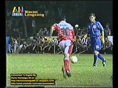 Sepak Bola Jadul Sea Games (ANTV) - YouTube