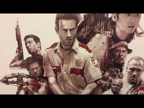 The Walking Dead: No Sanctuary - Unboxing