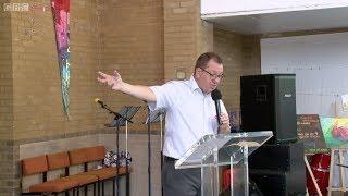 Majestic Jesus - Hebrews 1:1-2:4 - Warren McNeil