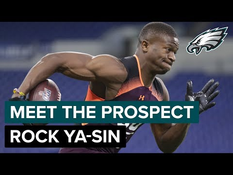 Analyzing Rock Ya-Sin\'s Toughness: Meet the Prospect | Philadelphia Eagles
