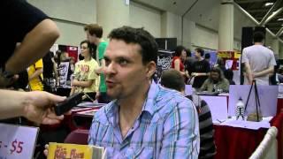 Fan Expo Canada - Decoder Ring Theatre - Lead Actor - Black Jack Justice