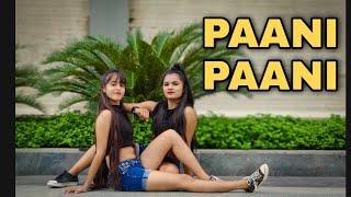 Paani Paani   Badshah   Aastha G   Dance Cover   Eminent Dance Academy