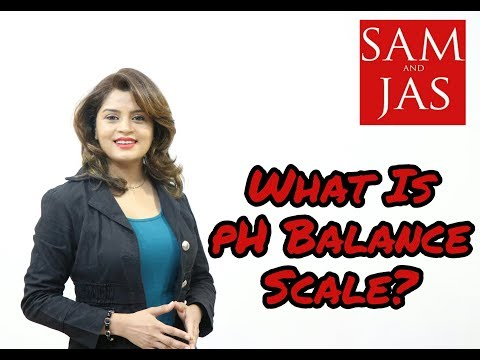 WHAT IS pH BALANCE OF HAIR? TUTORIAL IN HINDI BY SAM MA'AM