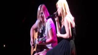 Kelly Clarkson Stronger tour covers