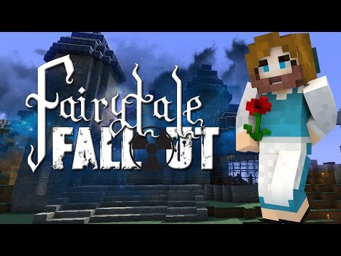 Fairytale Fallout - Minecraft Roleplay - Beauty is a... Beast?! - Episode 4