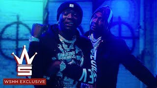 "Bankroll Freddie - ""Back End"" feat. Moneybagg Yo (Official Music Video - WSHH Exclusive)"