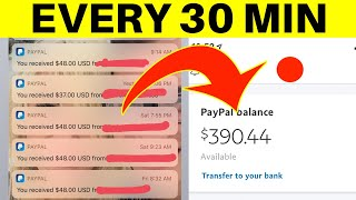 EARN $300 TODAY IN FREE PAYPAL MONEY [Make Money Online Today]