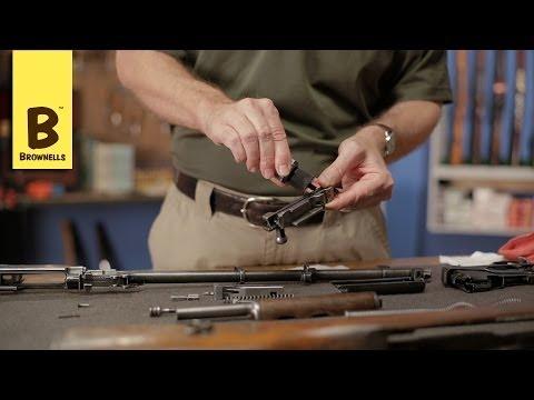 Firearm Maintenance: SKS Lubrication, Part 3/4