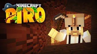 Mysteriöse Höhle gefunden!   Minecraft PIRO   03