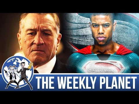 The Irishman Review & A New Superman? - The Weekly Planet Podcast