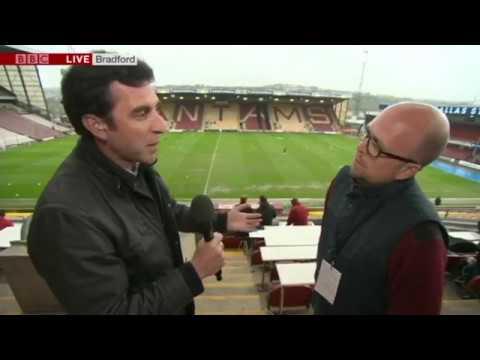 MK DONS RELEGATION 2018 - BBC LOOK EAST