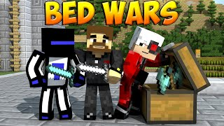 Minecraft Bed Wars #10 - Сломал три кровати!