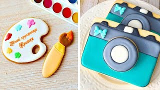 Best of March   Amazing Cookies Decorating Tutorials In The World   So Yummy Cookies Recipes
