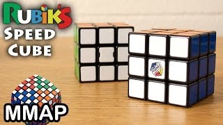 Rubik's SPEED Cube Review