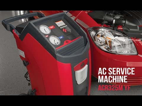 ACR325M | YF Automatic AC Service Machine | Mac Tools®