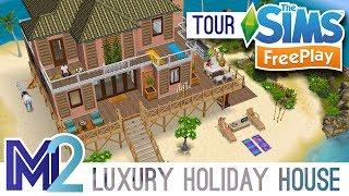 sims freeplay island holiday
