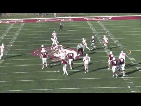Cory Chojnowski 2014/2015 Robert Morris University Football Highlights
