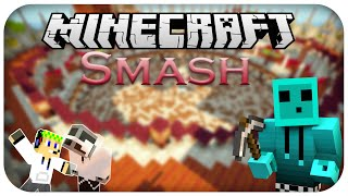 Krasse Runden! | Minecraft Smash vs Ped & Lukas [PvP #31] | McTomLP [German]