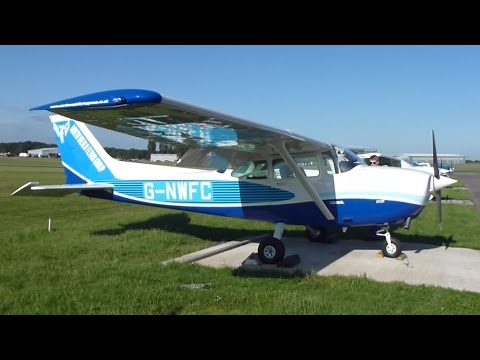 Cessna 172P G-NWFC Flight | North Weald (EGSX) to North Weald (EGSX) | CPL Qualifying Cross Country