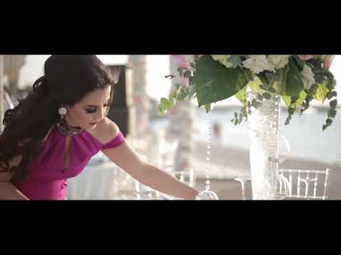 Romantic Glamour Wedding - Mustafa & Anna