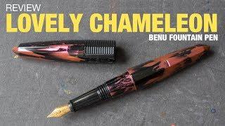 Review: Lovely Chameleon from BENU Pen