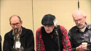 New England Contra Dance History - Old Timers Talk (1 of 6) - Bob McQuillan