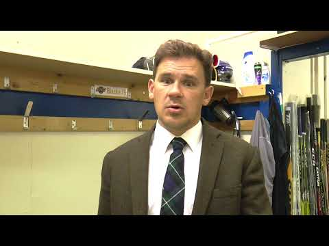 Post Match - Todd Dutiaume 26th August 2017