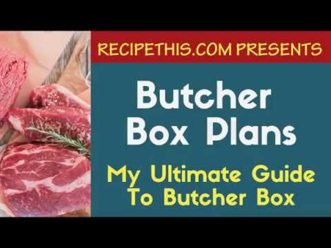 Butcher Box Plans My Ultimate Guide To