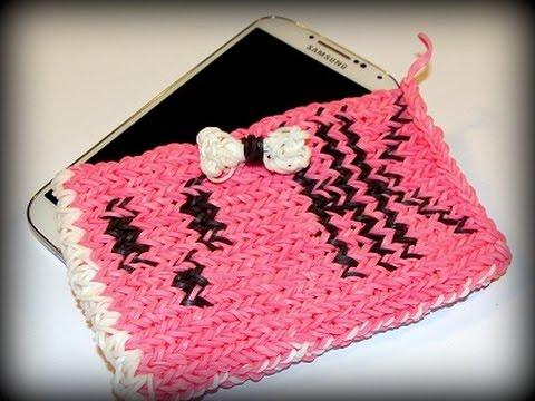 Hello Kitty Handyhülle Smartphone Hülle Mit Loom Bands Und Rainbow