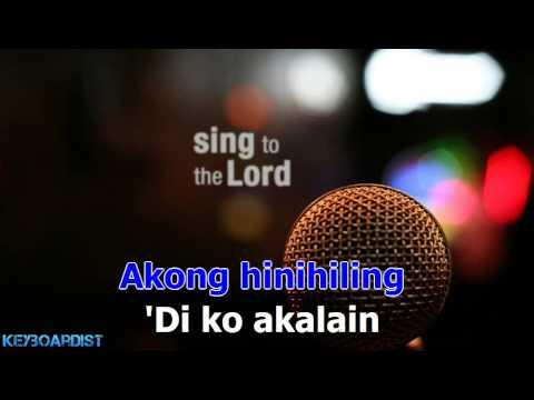 Ang Tanging Alay Ko (Karaoke Instrumental)