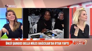 Gambar cover ABD'li ünlü şarkıcı Müslüman oldu ilk iftarını İstanbul'da yaptı!