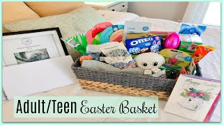 WHAT I GOT MY KID FOR EASTER 2019 -- IDEAS FOR ADULT/TEEN