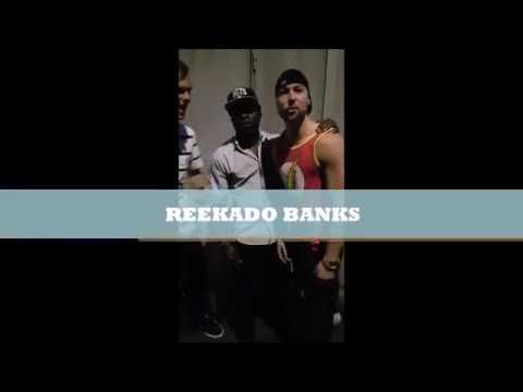 Reekardo Banks coming - LIVE in Copenhagen 2018