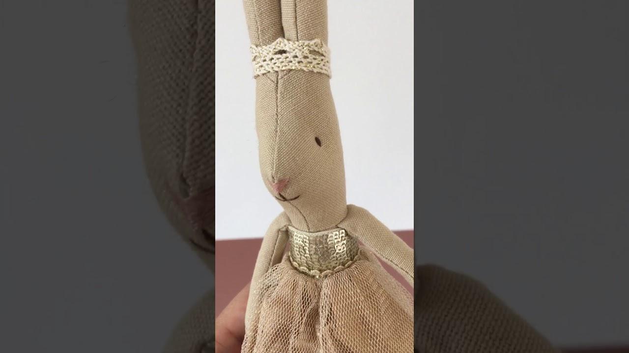 c3bc904ad02 Maileg mini kanin prinsesse Filippa – Avaville - design til børneværelset