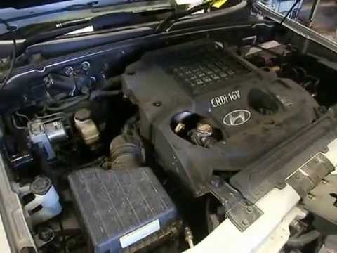 Jj Auto Sales >> WRECKING 2006 HYUNDAI TERRACAN ENGINE 2.9, AUTOMATIC (C15057) - YouTube