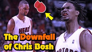From NBA Star ➞ Sudden Retirement: The Chris Bosh Story