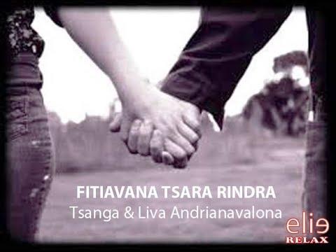 ElieRelax   KARAOKE   Fitiavana Tsara Rindra - Tsanga & Liva Andrianavalona