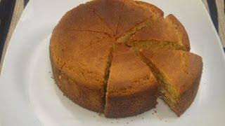 Eggless Sponge Cake With Chef Sheetal