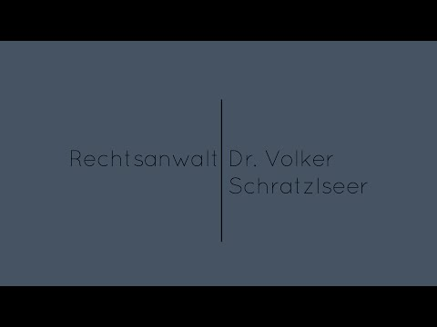 Schratzlseer Rechtsanwalt Düsseldorf